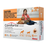 Comfortis Flea Treatment