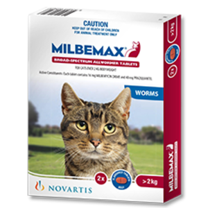 Milbemax All Wormer for Cats