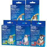 Nexgard Spectra Flea, Tick & Worm Treatment