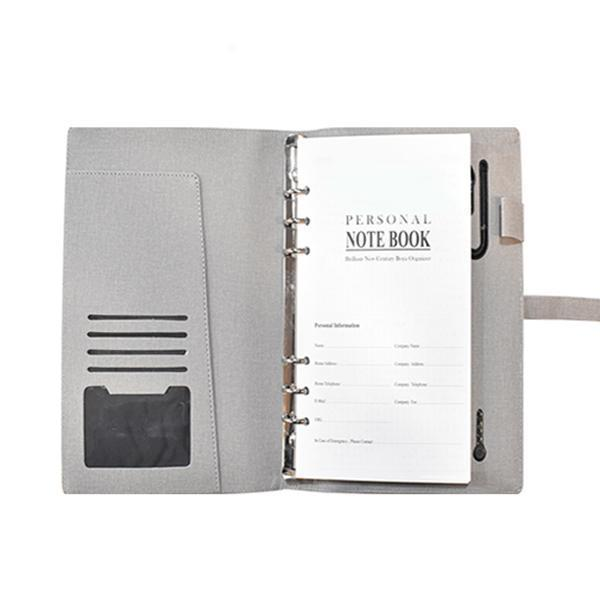 10000 mAh Diary with Powerbank and 16 GB USB Drive - YesNo