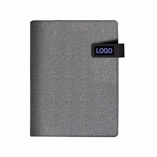 4000 mAh Powerbank Diary with Refillable Sheets