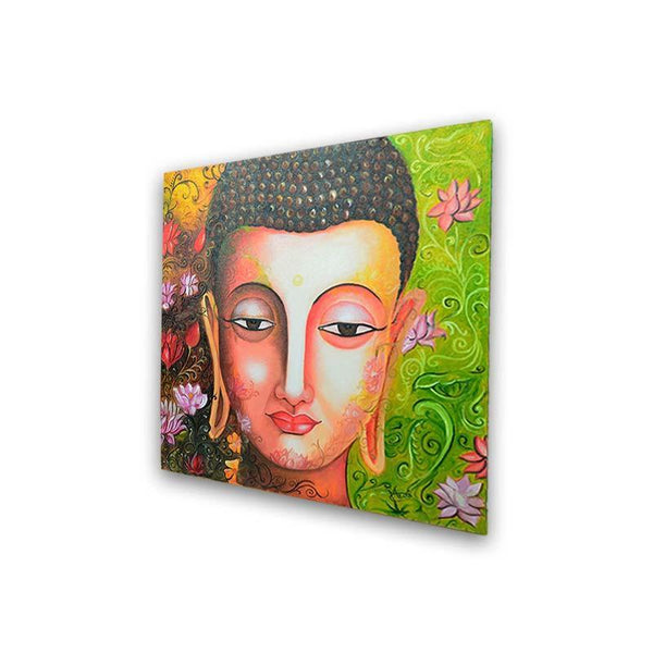 Enlightening Buddha Painting - YesNo