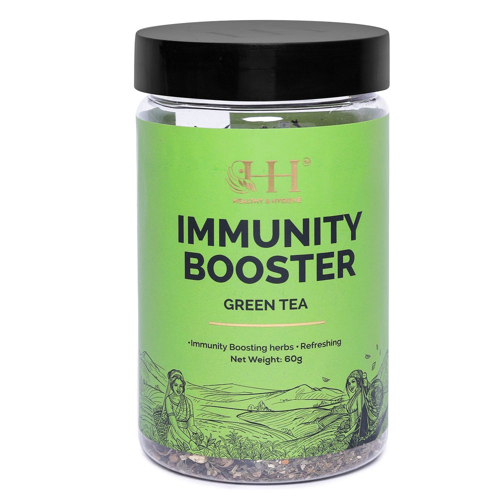 Immunity Booster (Green tea)