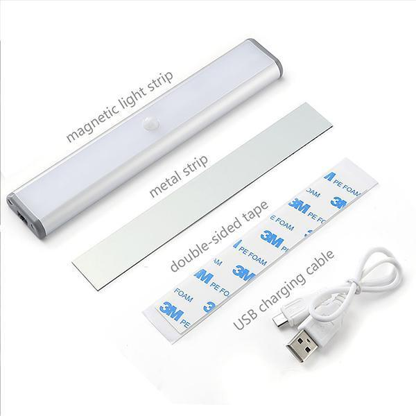 LED Wardrobe Light with Motion Sensor - 9W - YesNo