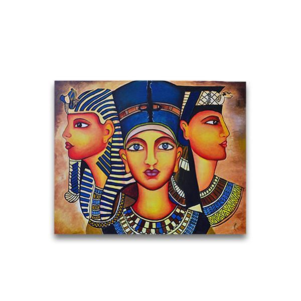 Pharaoh Oil Painting