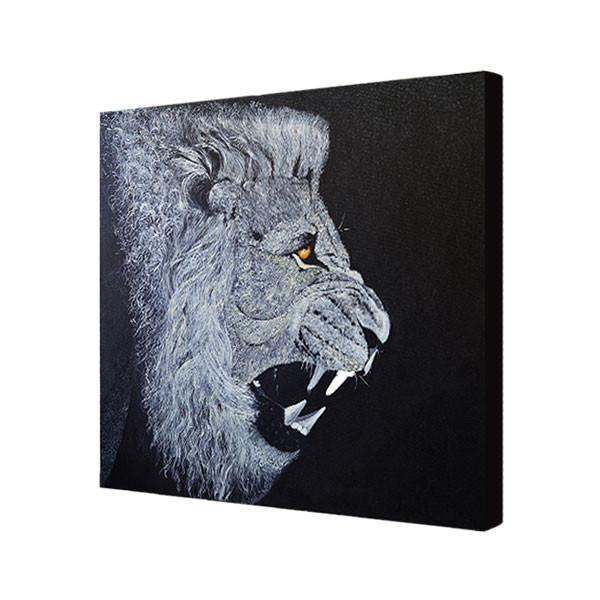 The Lion Painting - YesNo