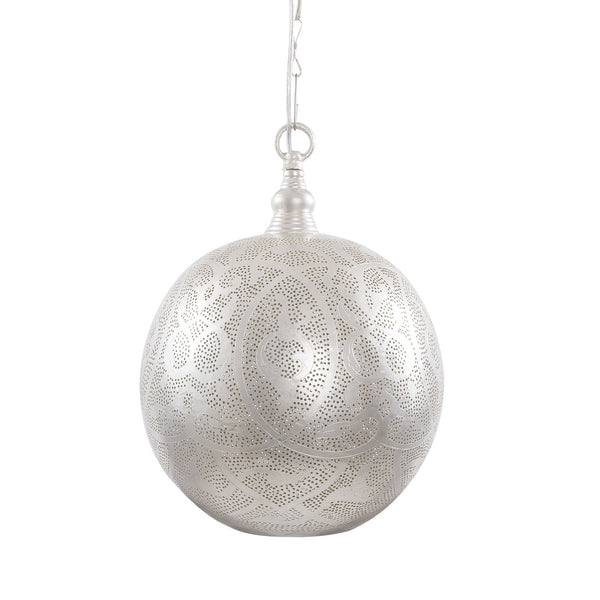 Filigrain Ball Medium Silver