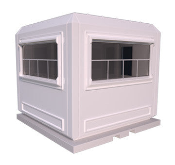 grp kiosk front view