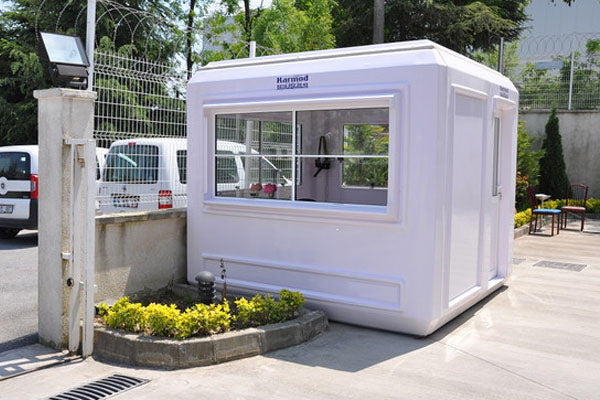 Karmod security kiosk from UK supplier