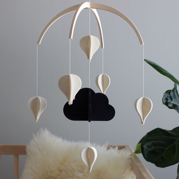 Baby Crib Mobile - New Baby Nursery Decoration