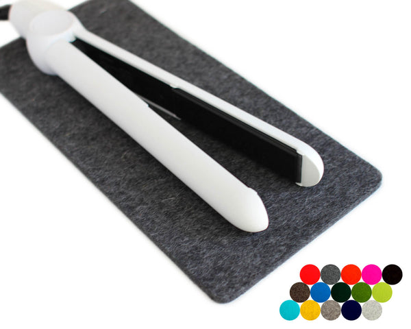 Rectangle 5.5x12-inch Felt Pad