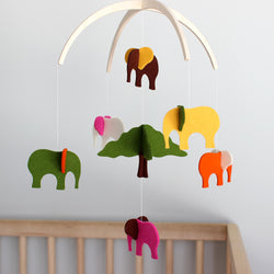 nursery mobile for baby