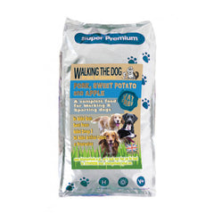 Hypoallergenic Premium and Grain Free Working Dog Food