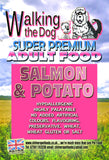 Super Premium Salmon and Potato Adult Dog Food
