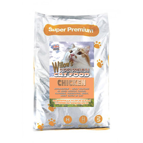 Super Premium Chicken and Rice Cat Food