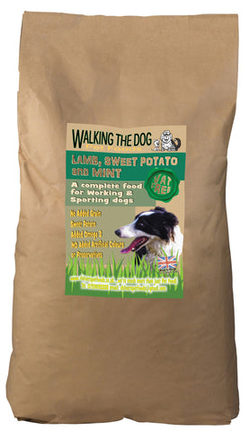 Working Dog Grain Free Lamb Adult Dog Food 15kg