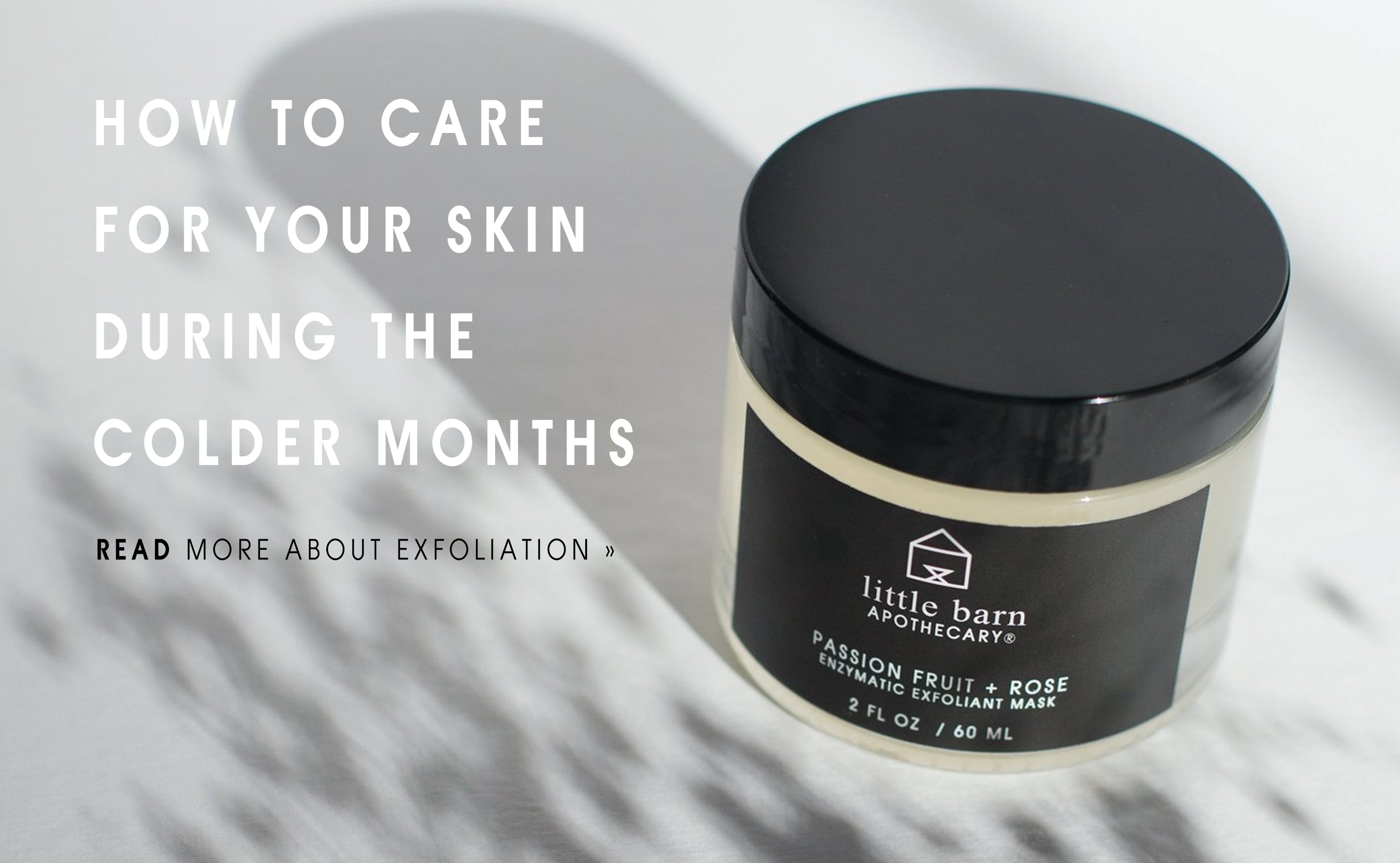little barn apothecary blog post exfoliation skin care tips atlanta