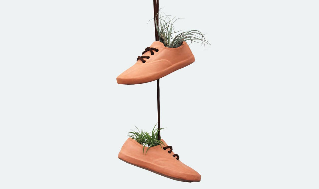 Shoe Pot Planter