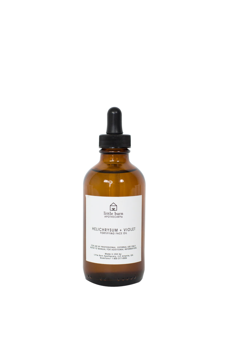PRO USE Helichrysum + Violet Fortifying Face Oil 4oz