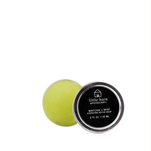 Matcha + Mint Hydrating Butter Balm
