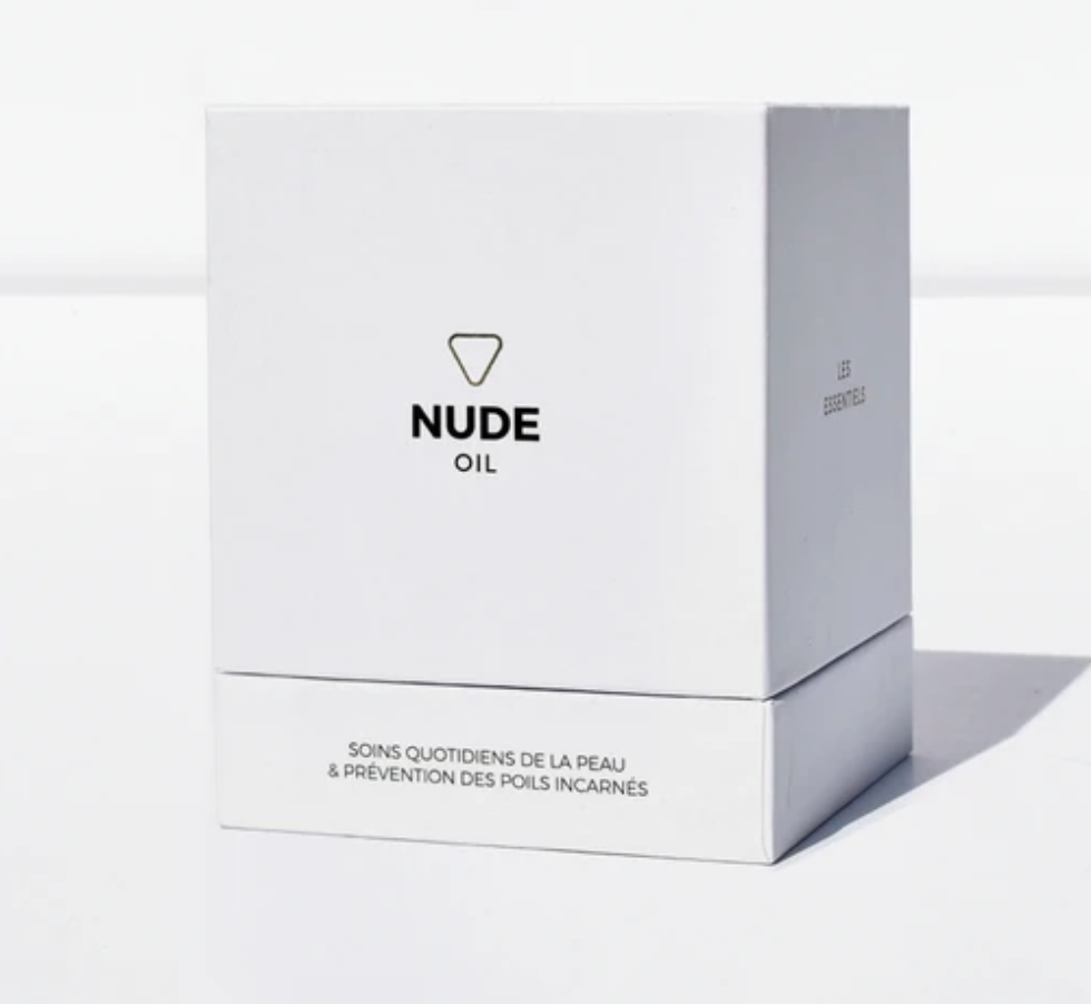 Nude Oil for Ingrown Hairs