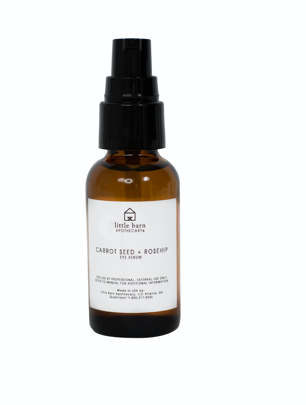 PRO USE Carrot Seed + Rosehip Eye Serum 1 oz