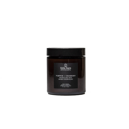 Pumpkin + Cranberry Resurfacing Mask