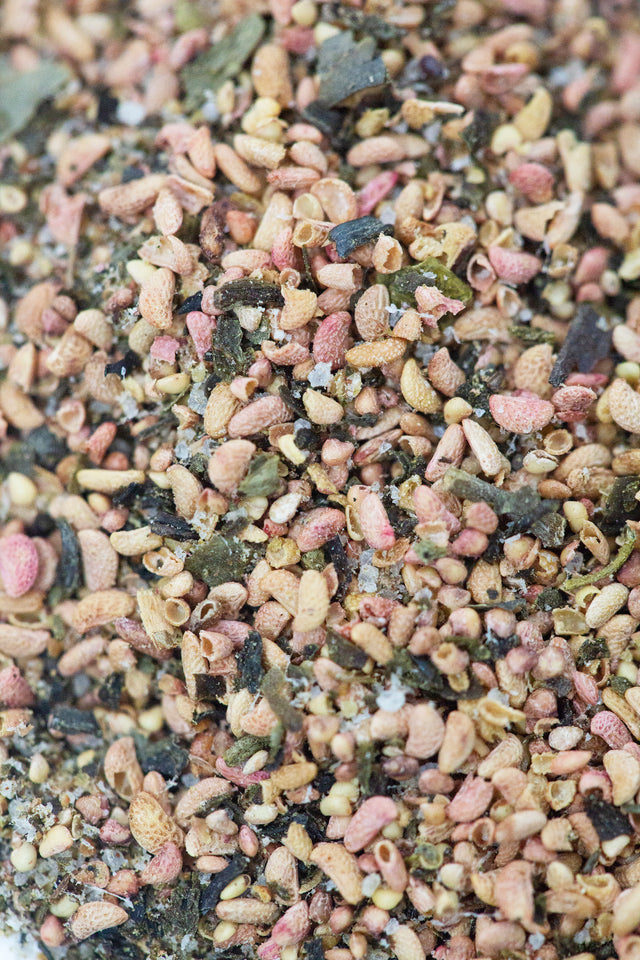 Tea Leaves + Seeds Dermal Abrasive