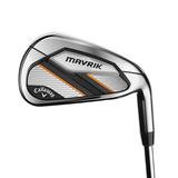 Callaway Mavrik Iron Set With Steel Shafts
