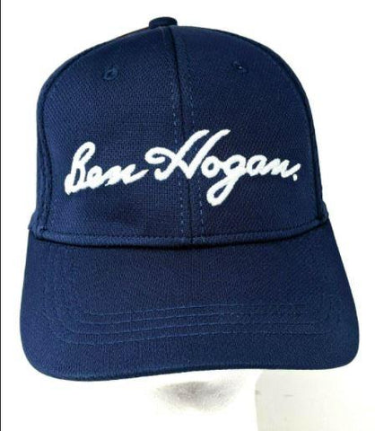 Ben Hogan Fitted Hat Blue