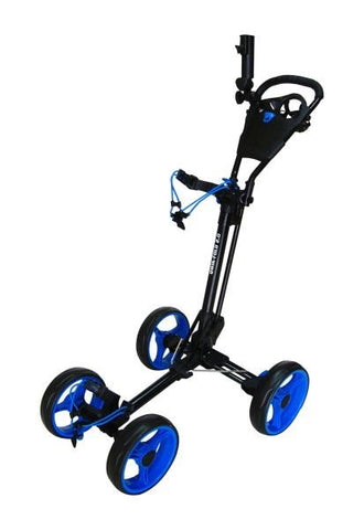 Qwik Fold 4 Wheel Black/Blue