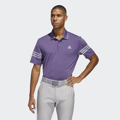Adidas ULTIMATE365 BLOCKED POLO SHIRT