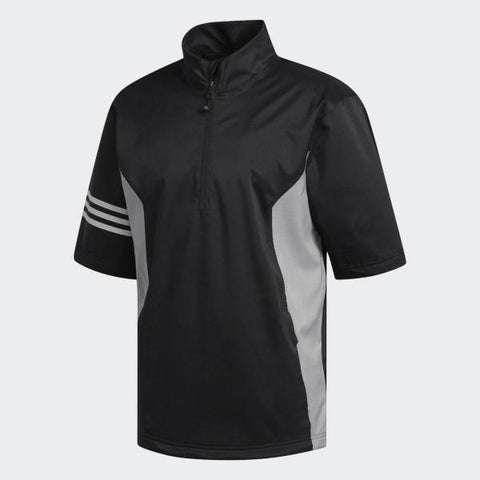 Adidas CLIMAPROOF SHORT SLEEVE JACKET Black