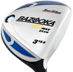 Tour Edge Bazooka HT Max Draw Fairway Wood