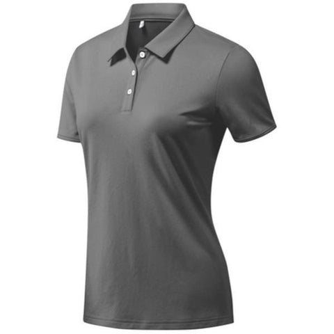 Adidas Tournament Women's Polo Shirt Grey