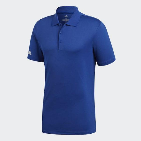 Adidas Perf Polo Royal Blue