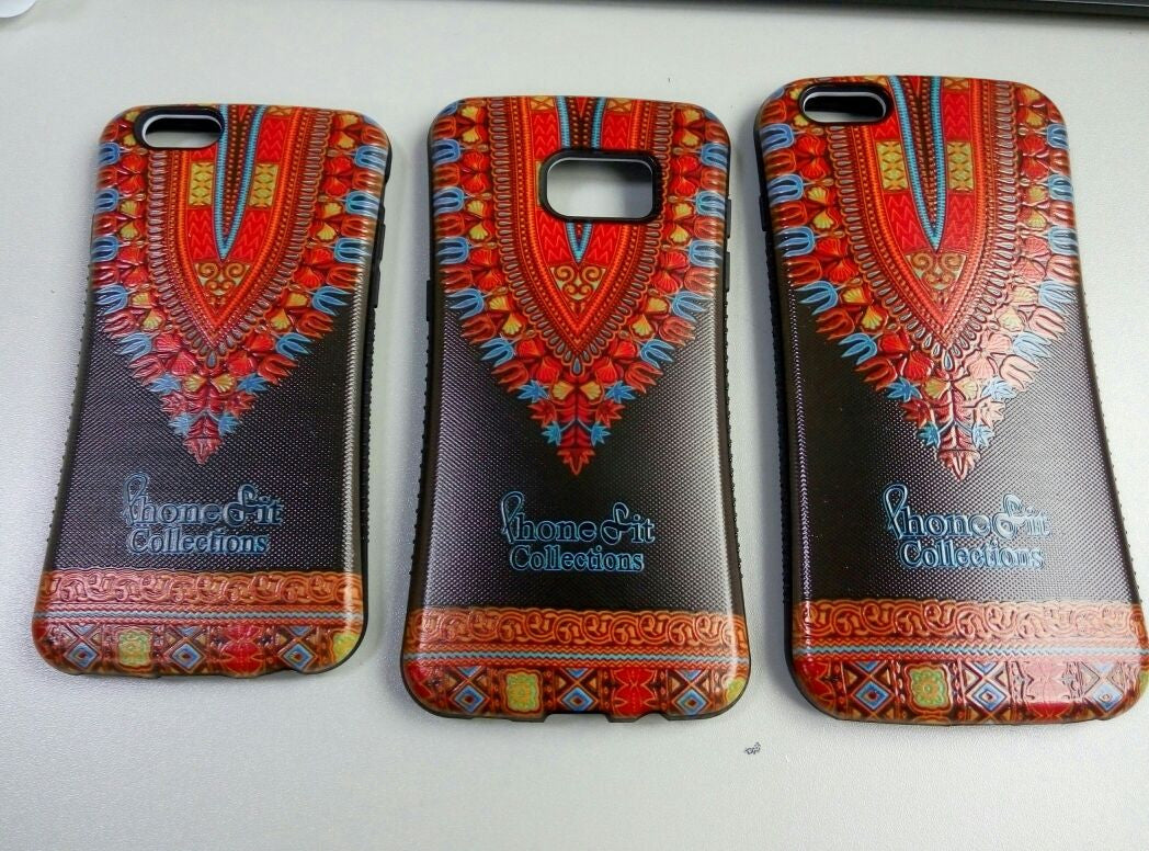 New Dashiki Phone Cases are here!!!