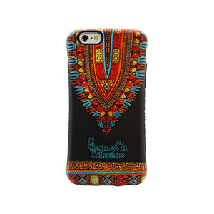 Black Dashiki iphone 6/6s Case