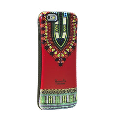 Red Dashiki iphone 6/6s case