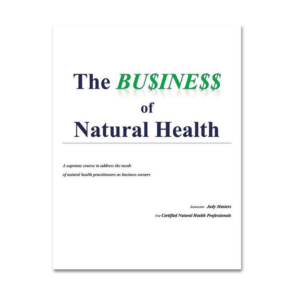 Business of Natural Health (2-DVD set)