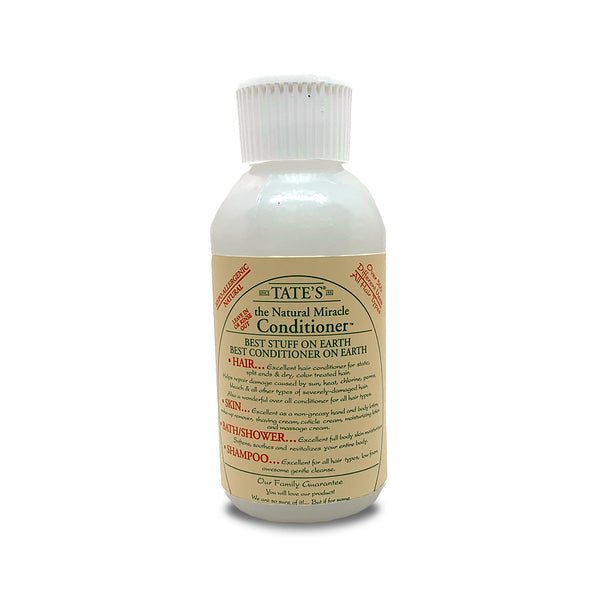 Tate's Miracle Conditioner 4 ounce
