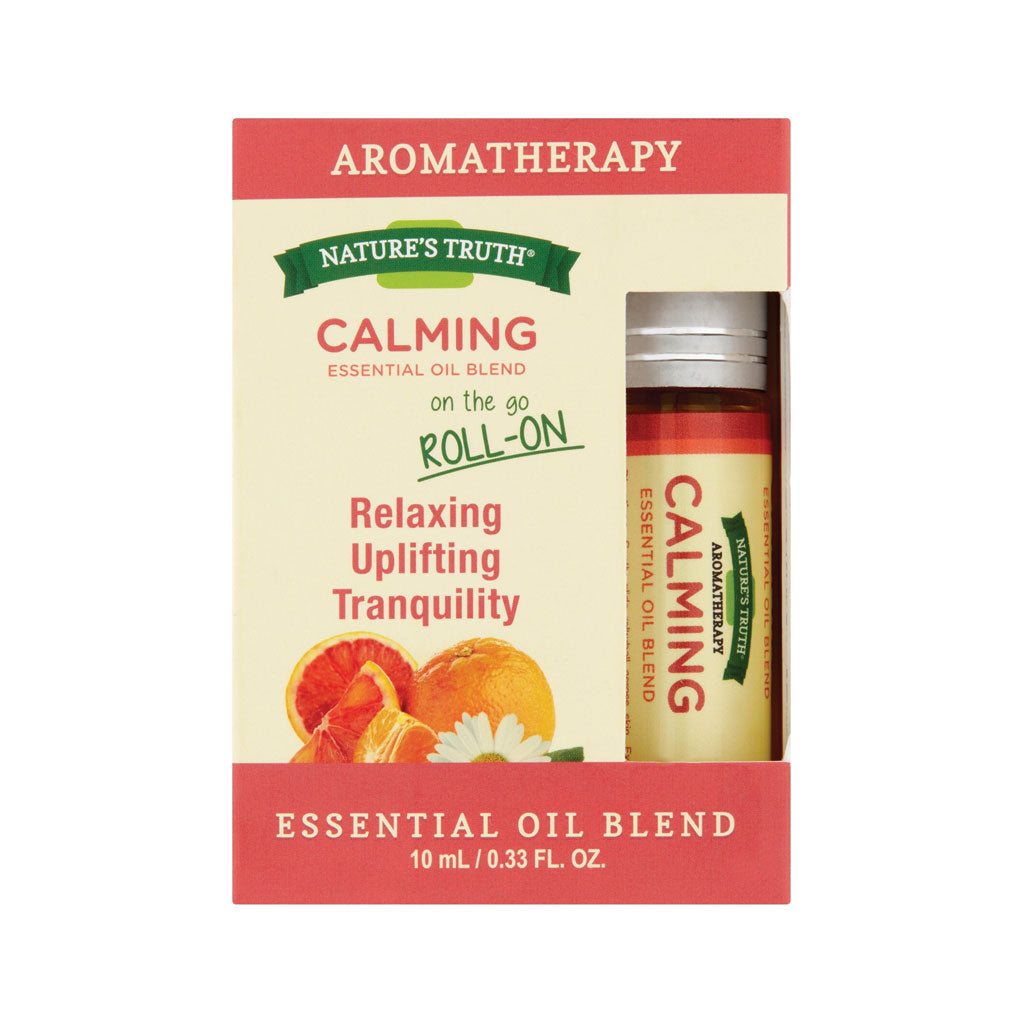 Calming Essential Oil Roll-On | Nutritional Resources