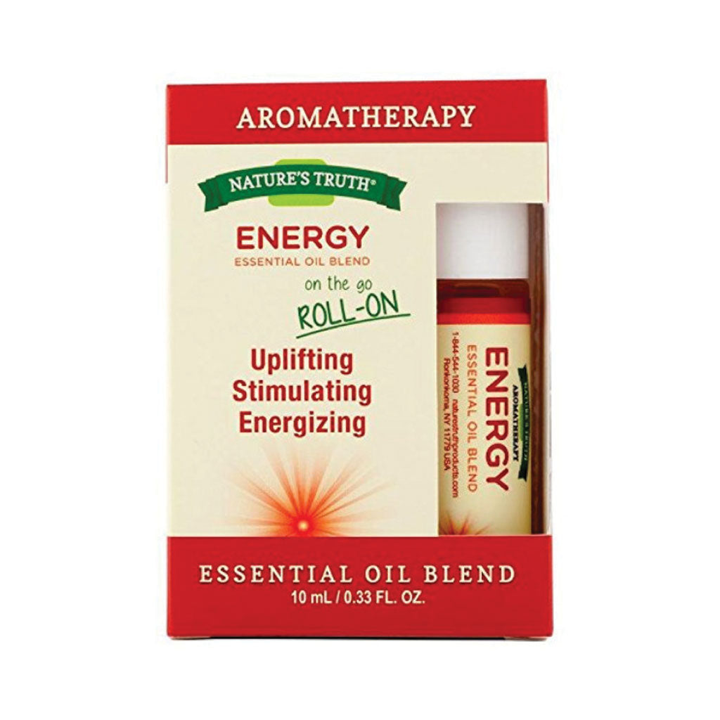 Energy Essential Oil Roll-On | Nutritional Resources