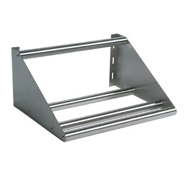 Tubular Dish Shelf 42""