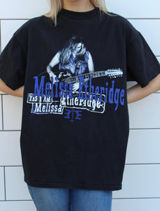 """Melissa Etheridge"" Vintage Tee"