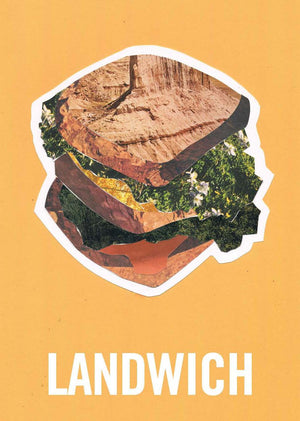 Greeting Card- Food Landscapes - Shop Lost Generation  - 4
