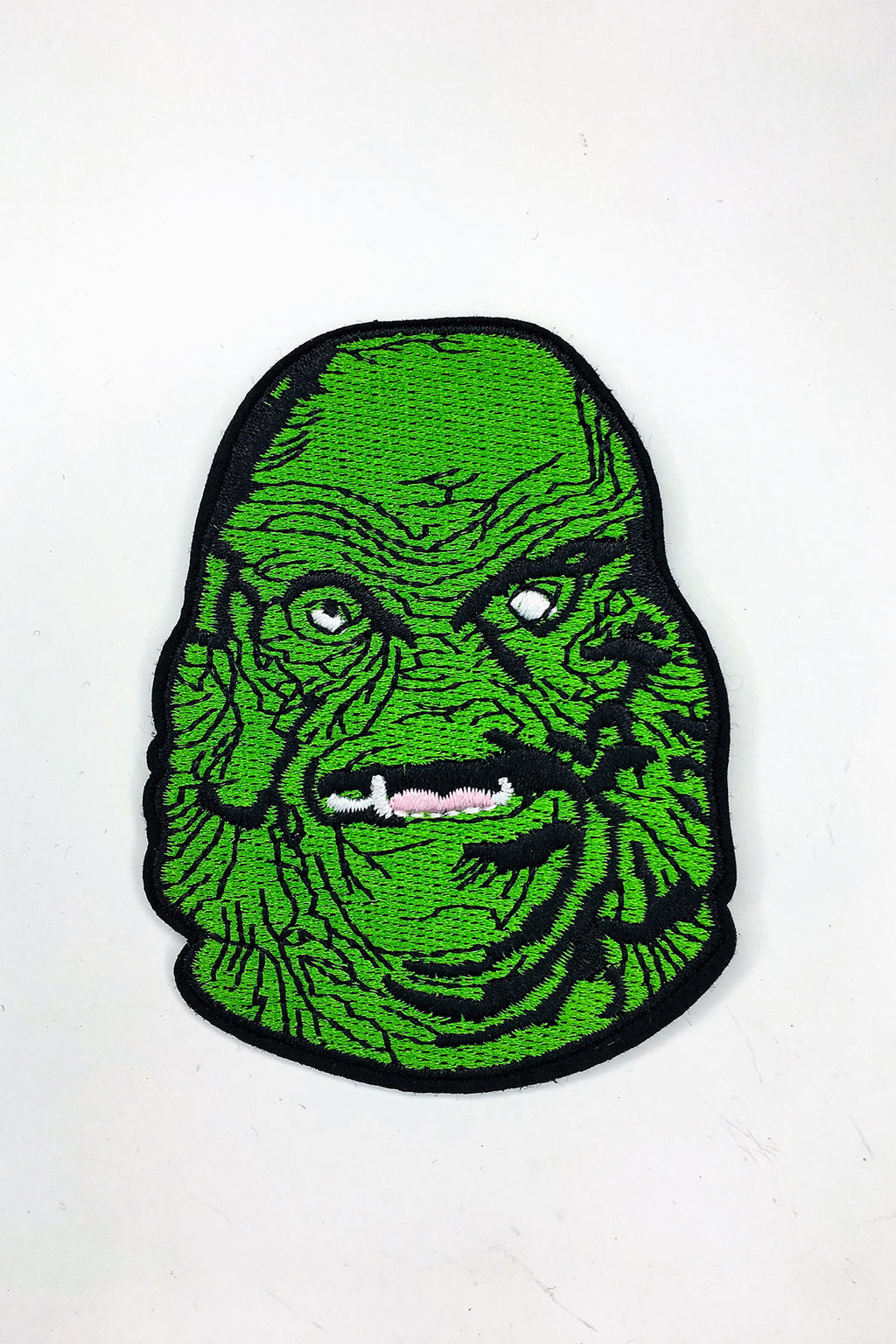 """Creature From the Black Lagoon"" Iron On Patch - Shop Lost Generation  - 1"