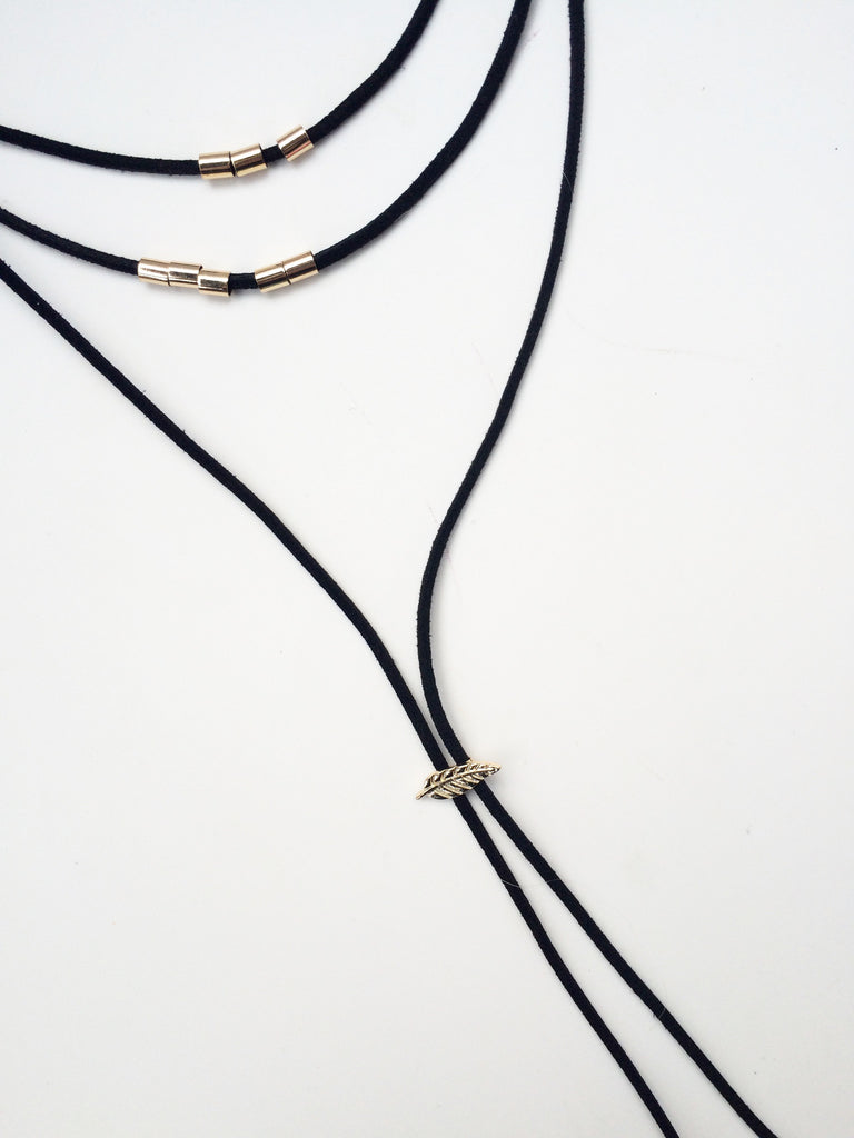 Bolo Tie Necklace - Shop Lost Generation  - 2