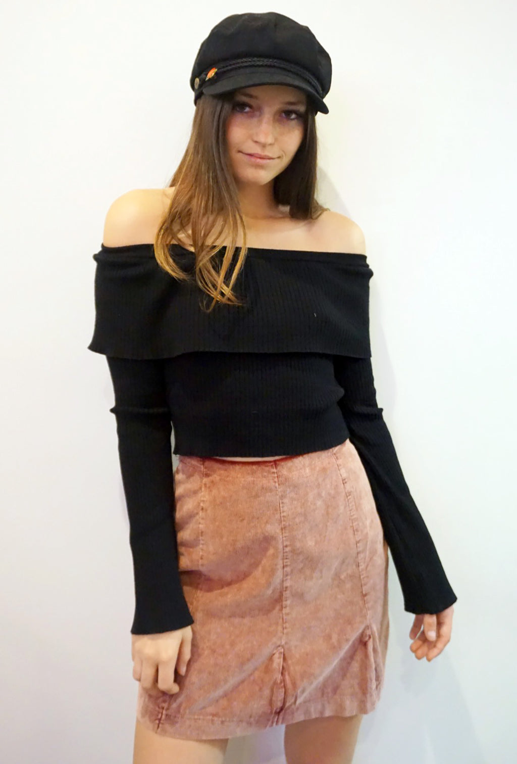 """Pretty in Pink"" Skirt"