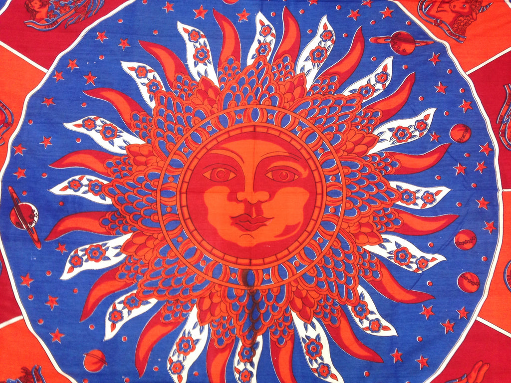Mandala Blanket - Zodiac Sunrise - Shop Lost Generation